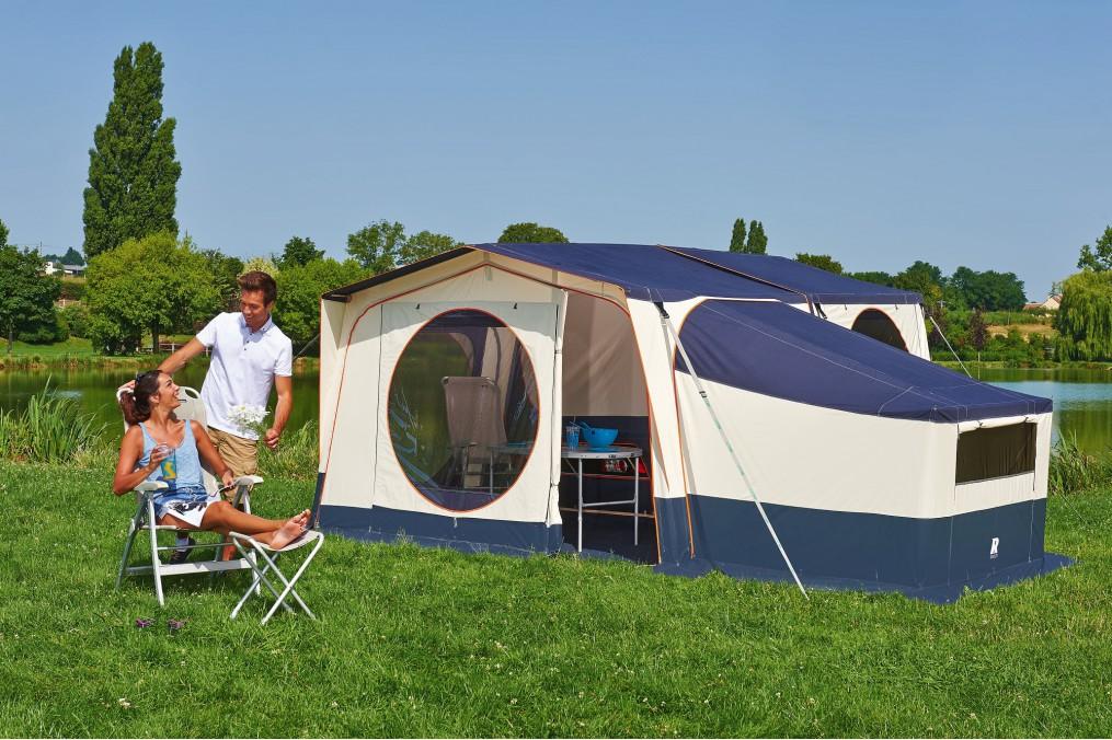 Chambre Annexe Solena Latour Tentes Mat Riel De Camping