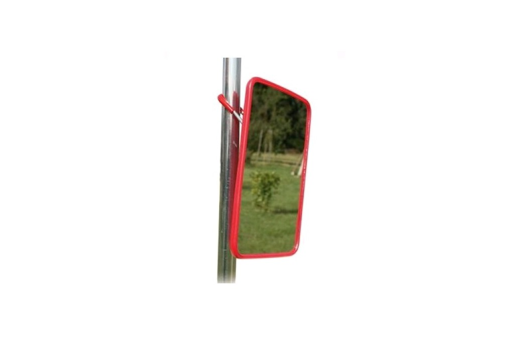 Miroir orientable cao latour tentes mat riel de camping for Miroir orientable