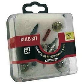 Boîte à ampoules H1et H7 12V RULQUIN