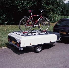 Barre porte-tout caravane pliante Solena Raclet
