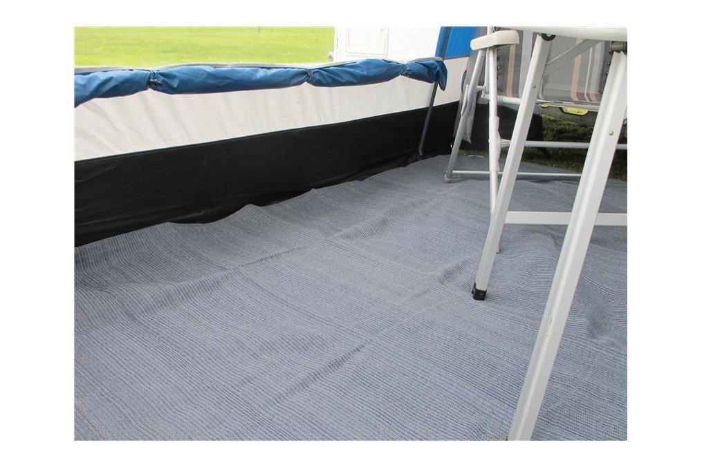 Tapis de sol vinyle 250 x 600cm kampa for Sol vinyle exterieur