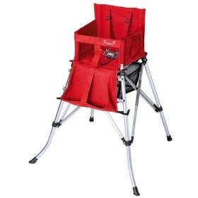 Chaise haute pliable avec plateau pour bébé Defa
