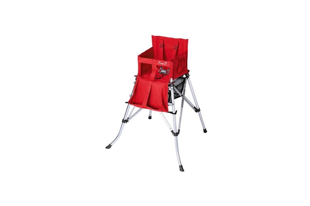 Chaise haute pliable avec plateau pour b b defa for Chaise haute pliable