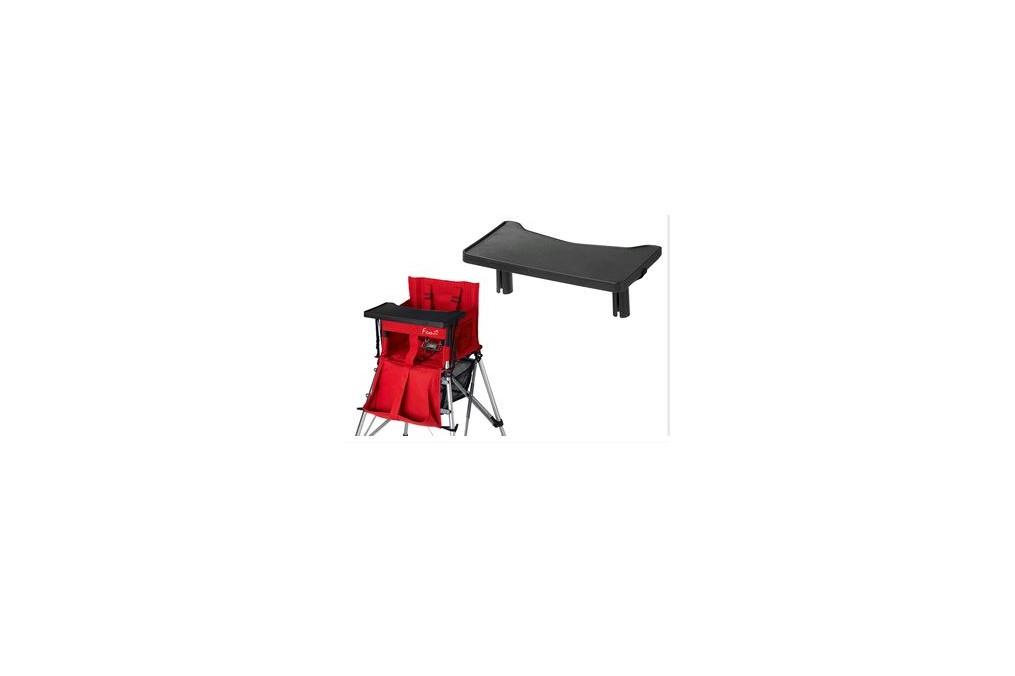 chaise haute pliable avec plateau pour b b defa. Black Bedroom Furniture Sets. Home Design Ideas