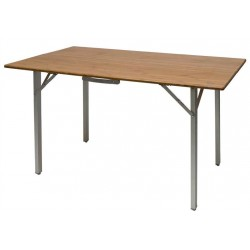 Table pliante plateau Bambou Defa
