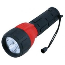 Lampe torche 3 LED imperméable