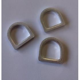 Anneaux Aluminium les 10