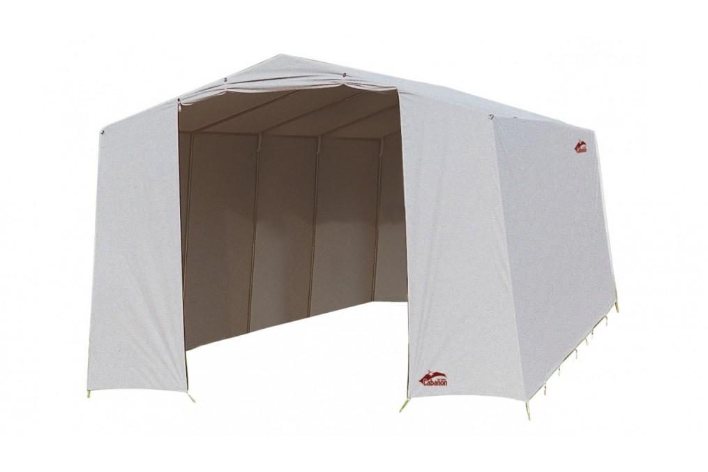 Tente maxi cuisine cabanon for Tente cuisine camping