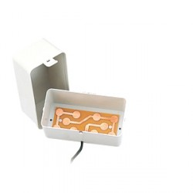 Boitier piles - coupleurs plastiques- 6 V Euro Accessoires