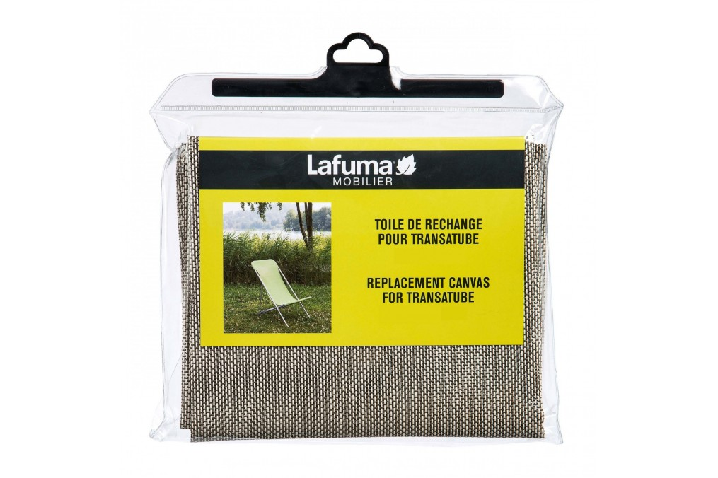 toile de rechange transatube bat lafuma. Black Bedroom Furniture Sets. Home Design Ideas