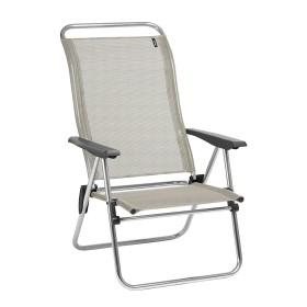 Chaise pliante basse dossier Haut Lafuma