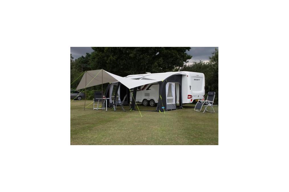 Sun wing avanc e de auvent pour auvent kampa for Auvent gonflable kampa pour camping car