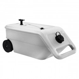 Jerrican plastique nomade 55L avec robinet