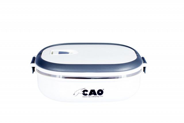 LUNCH BOX ISOTHERME OVALE 0,9 litres