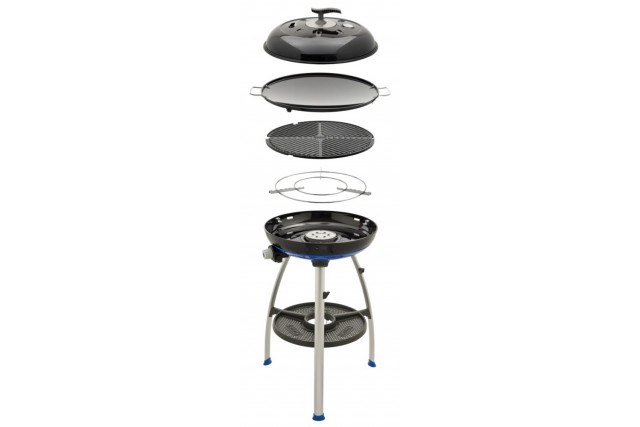 Barbecue Carri Chef 2 Skottel CADAC