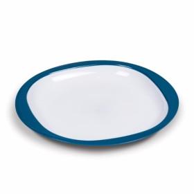 Assiette 27.8 cm Bleue Kampa