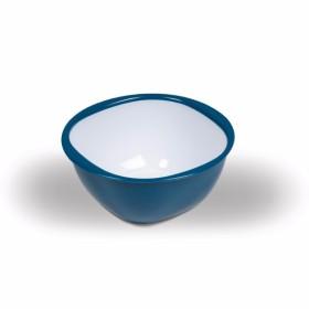 Assiette 22.8 cm Bleue Kampa