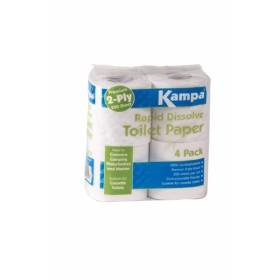 Papier WC chimique Kampa