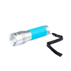 Lampe de poche 1W LED blanc CAO