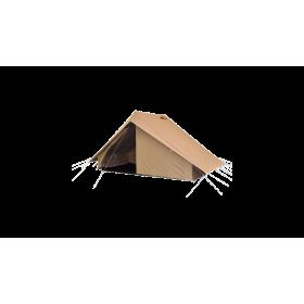 Tente Patrouille Inversée tapis détachable Cabanon