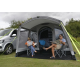 Auvent gonflable AIR L droit Van Touring Kampa