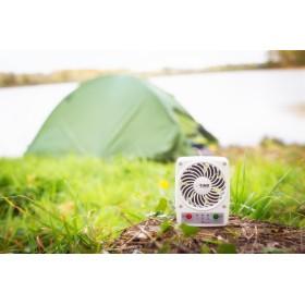 Ventilateur 12V rechargeable CAO