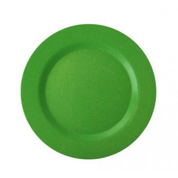 Assiette plate Bambou Eco Soulife