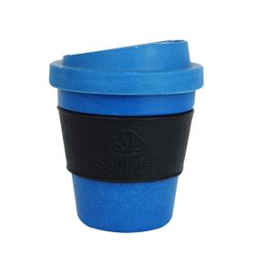 Tasse en Bambou Bleu Marine Eco Soulife