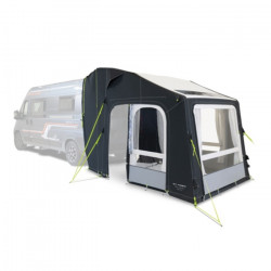 Auvent gonflable fourgons Rally AIR Pro 240 T/G KAMPA