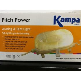Lampe pour auvent Kampa