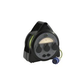 Rallonge électrique avec 3 prises et prise USB/éclairage OUTWELL