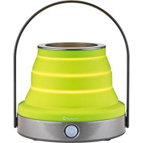Lampe Amber Vert Lime avec poignée Outwell