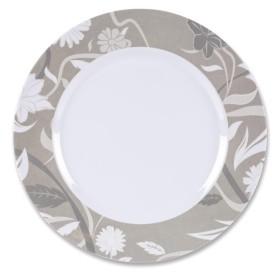 Assiette plate 26.6 cm Bloom KAMPA