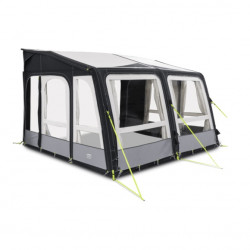 Auvent de camping car gonfable Motor Grande Air Pro 390 Kampa