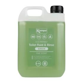 Produit WC Chimique Vert 2 en 1 - 2.5 L - Kampa