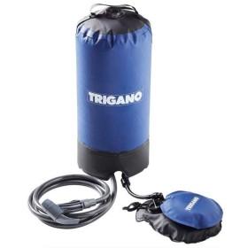 Douche solaire d'appoint à pression 11 L - TRIGANO