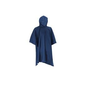 Poncho de luxe bleu Trigano
