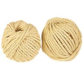 Bobines de cordes en coton -lot de 2- CAO