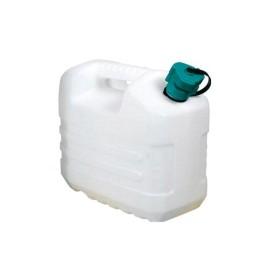 Jerrican plastique 10L avec bec verseur EDA